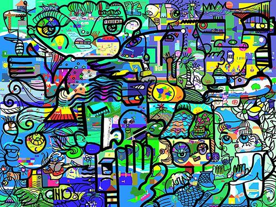 Fresque Digitale France